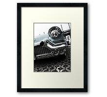 Caddy Framed Print