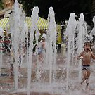 Water Fun by debbiedoda