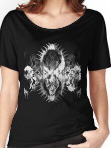 Into The Light PunkSkulls T Women's Relaxed Fit T-Shirt