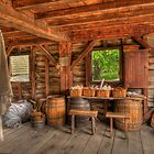 Days Gone By - Mill  by JHRphotoART