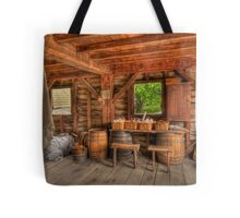 Days Gone By - Mill  Tote Bag