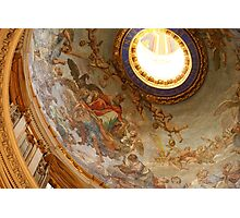 St. Peter's Vatican PhotoSketchBook 3-12 Photographic Print