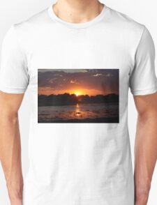 Sunset Reflection on the Water T-Shirt