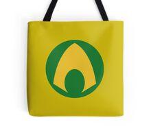 Aquaman Logo Tote Bag