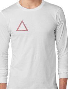 Triangle tingle Long Sleeve T-Shirt