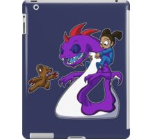 Irony Monster iPad Case/Skin