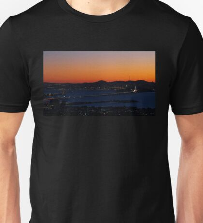 San Francisco Bay Area Unisex T-Shirt