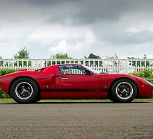 FORD GT40 by iShootcars