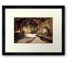 *arches* Framed Print