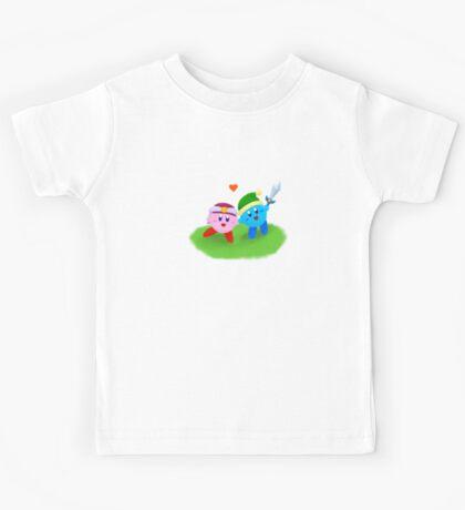 Kirby Couple Kids Tee