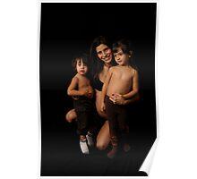 Tataya & children Poster
