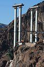Hoover Dam Bypass by Allen Lucas