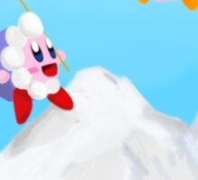 Kirby Ice Climbers Sticker