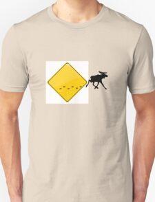 Break out elk T-Shirt