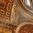 St. Peter's Vatican PhotoSketchBook 7-12 by beeden