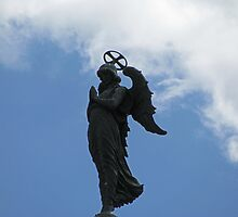 Angel on High by shutterbug2010