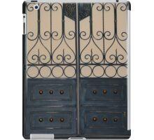 Sketchy Gate iPad Case/Skin