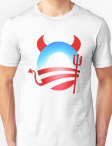 Obama Devil Unisex T-Shirt