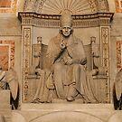 St. Peter's Vatican PhotoSketchBook 9-12 by beeden