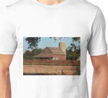 Kansas Country Red Barn Unisex T-Shirt