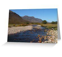 Fisherfield - Scottish Higlands Greeting Card