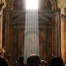 European Church PhotoSketchBook  by beeden