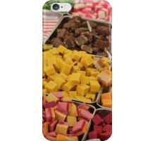 Color Candy Blocks iPhone Case/Skin