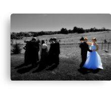Wedding 3 Canvas Print