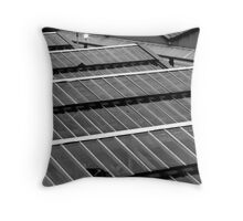 Waverley Rooftops Throw Pillow