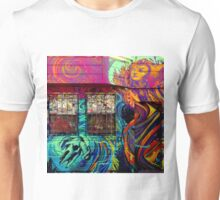 Looking Down And Looking Up Unisex T-Shirt