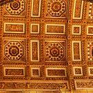 St. Peter's Vatican PhotoSketchBook 4-12 by beeden
