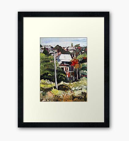 Windsor Hillside Framed Print