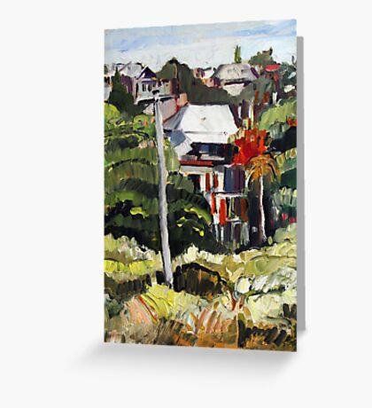 Windsor Hillside Greeting Card