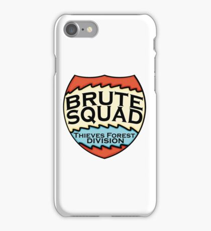 We are the Brute Squad iPhone Case/Skin