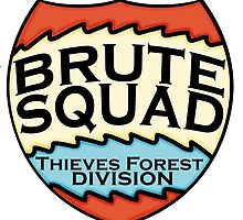 We are the Brute Squad by sisterphipps