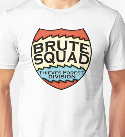 We are the Brute Squad Unisex T-Shirt