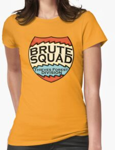 We are the Brute Squad Womens Fitted T-Shirt