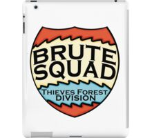 We are the Brute Squad iPad Case/Skin