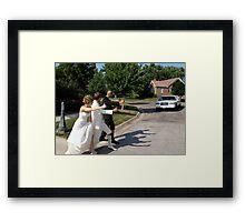 Wedding 14 Framed Print