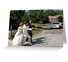 Wedding 14 Greeting Card