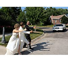 Wedding 14 Photographic Print
