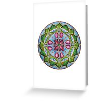 Mandala : Celebrate Greeting Card