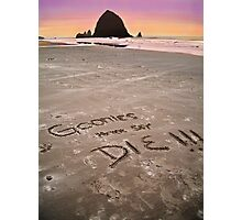 Goonies Photographic Print
