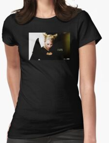 Demon Lillith  Womens Fitted T-Shirt