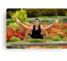 Yoga 6 Canvas Print