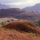 Towards Kintail by Tim Haynes