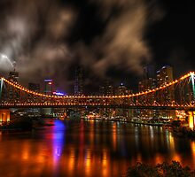 Story Bridge - Brisbane by Adam Gormley