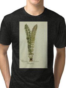 Plantarum Indigenarum et Exoticarum - Lukas Hochenleitter und Kompagnie 1788 - 410 Tri-blend T-Shirt