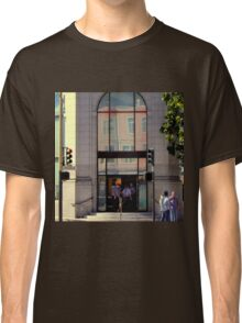 Windows And Doors In A Window Classic T-Shirt