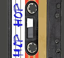 Hip Hop  Music Cassette tape by RestlessSoul